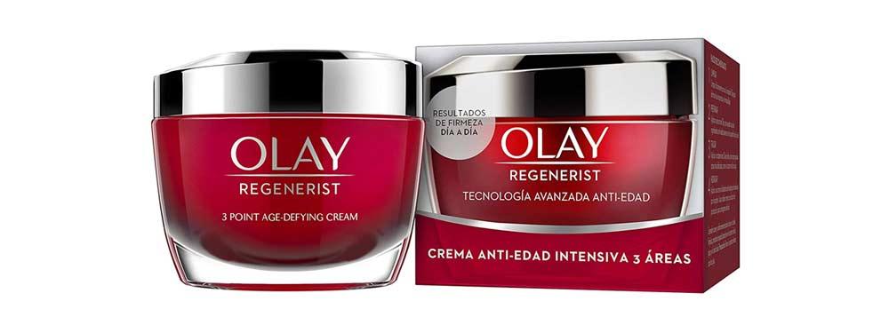mejores cremas Olay