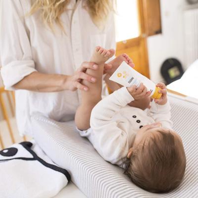 Dermatitis del pañal como tratarla