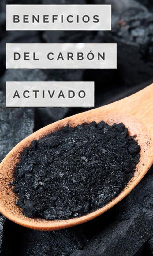 Beneficios del carbón activado en la cosmética