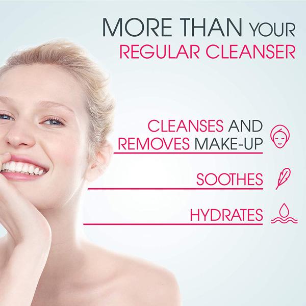 Limpiador facial especial pieles sensibles