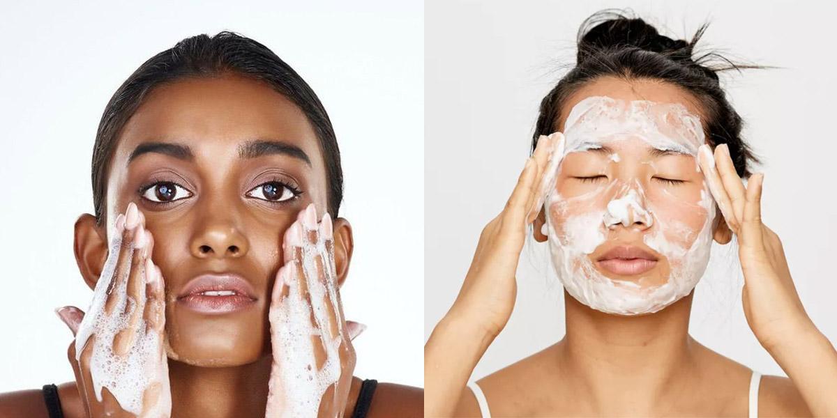 Los mejores limpiadores faciales