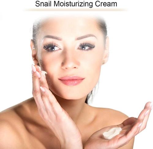Beneficios y propiedades de las cremas con baba de caracol