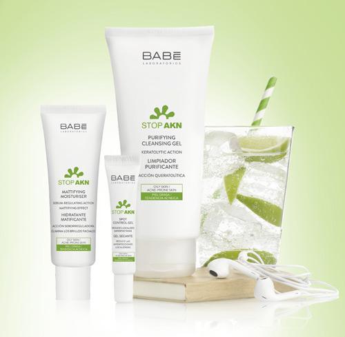 Cremas BABE para pieles con acné