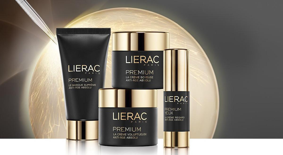 Cremas Lierac Premium