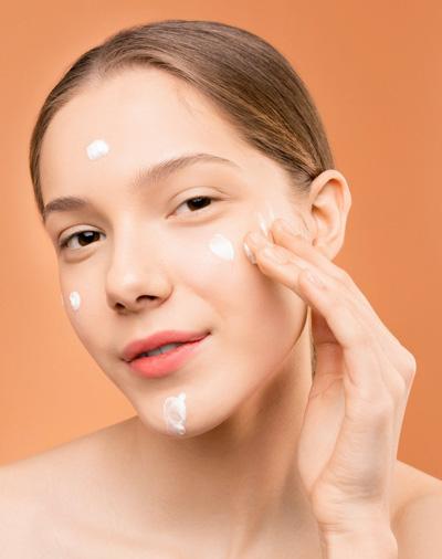 Cremas nutritivas pieles grasas