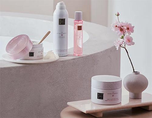 Rituals Sakura -  Cremas Rituals para la piel y el cuerpo