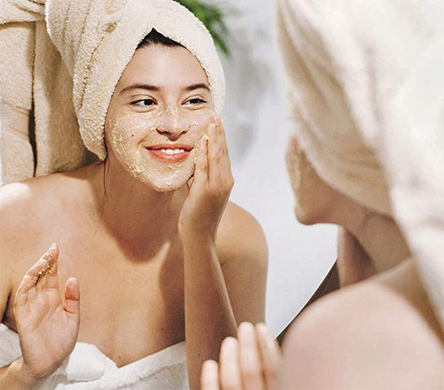 Mejores exfoliantes faciales